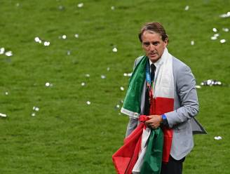 """Mancini, architect van succesvolle Squadra: """"We willen dit vieren met alle Italianen"""""""