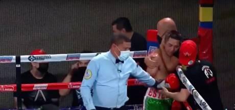Ringroest: Esteban Bermudez verbluft Carlos Canizales met KO
