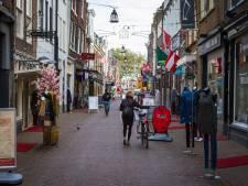Dordtse winkeliers nemen zekere voor onzekere en sluiten alvast de deuren: 'Denk aan de veiligheid'