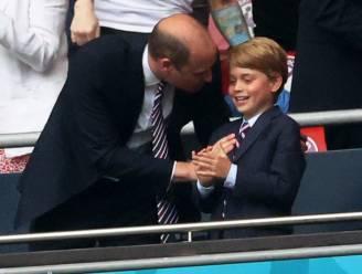 Hoe prins George tijdens het EK bewees dat William zijn 'rolmodel' vormt