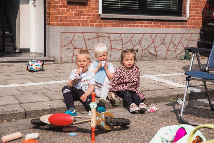 Het was genieten voor de jonge Hasselaren, nu de jaarlijkse Buitenspeeldag terug van weggeweest is.