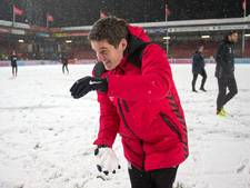 Wedstrijd GA Eagles-Jong PSV naar dinsdag 12 december