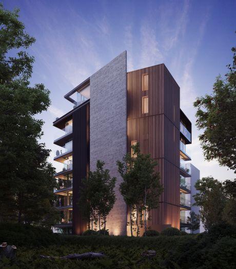 25 meter hoog, een geweldig zicht op de Brugse binnenstad en een duurste flat van één miljoen euro: maak kennis met Queen's Tower