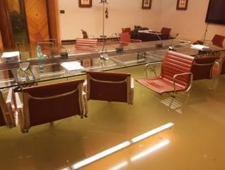 Noodtoestand in Venetië, parlement loopt onder water nadat nieuwe maatregelen rond klimaat verworpen werden