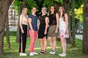 In 2018 namen vijf jonge vrouw zitting in de gemeenteraad van Oisterwijk: Geertje Mink (CDA), Inge van Beers (Algemeen Belang), Marieke Moorman (PGB), Stefanie Vulders (ex-PrO) en Myrte Hesselberth (PrO).