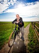 Stein op een geliefd fietspad in Zoeterwoude.