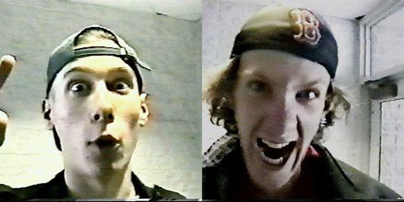Eric Harris en Dylan Klebold