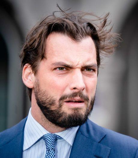 Baudet scheldt NPO-journalist uit met 'homo' na weigeren hand, COC eist excuses