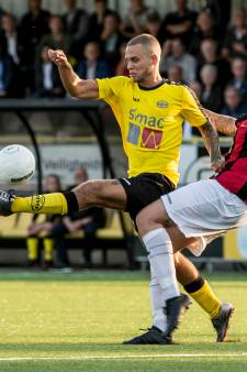OJC Rosmalen wint na prachtige vrije trap van Meeuwsen