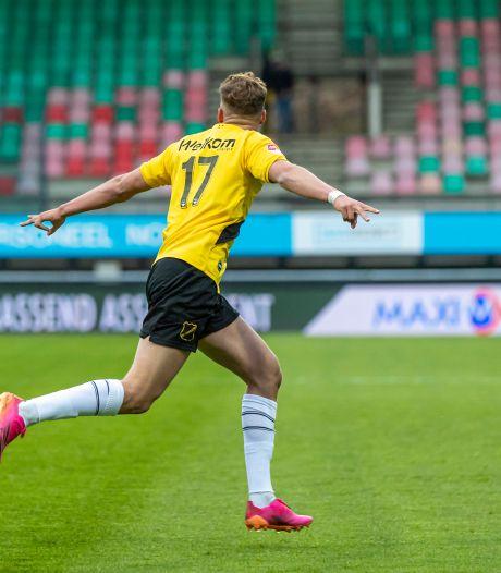 Van Hooijdonk na tweede benutte vrije trap: 'Deze was nog mooier'