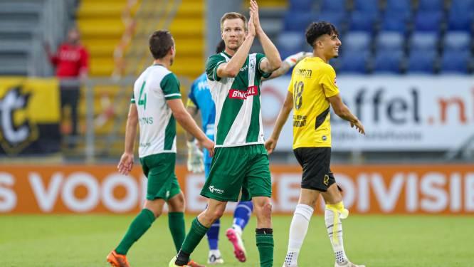 Lommel SK twee keer nipt onderuit tegen NAC Breda en MVV Maastricht