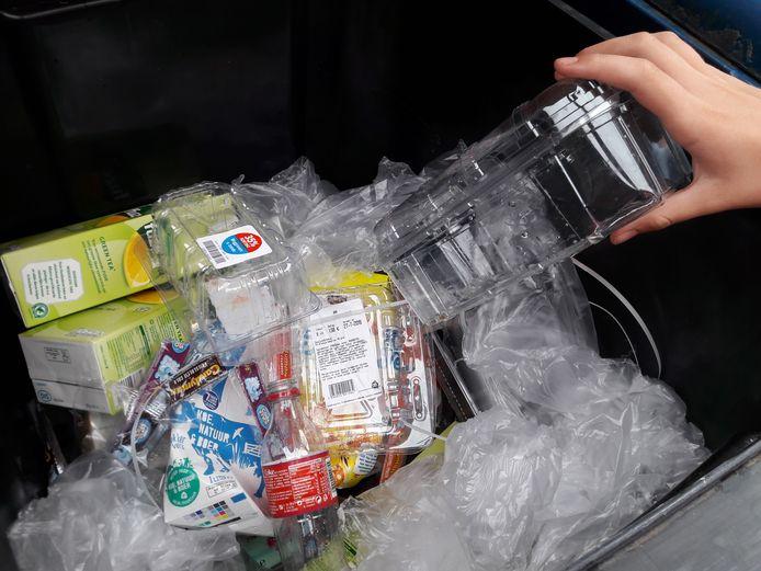 Plastic in de container is een kantelpunt in de bewustwording voor het scheiden van afval.