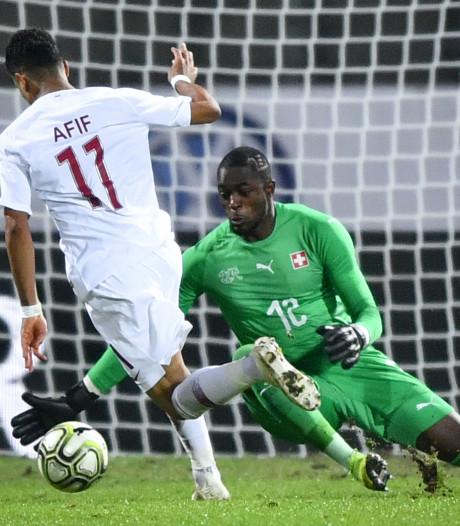 Qatar verrast Zwitserland
