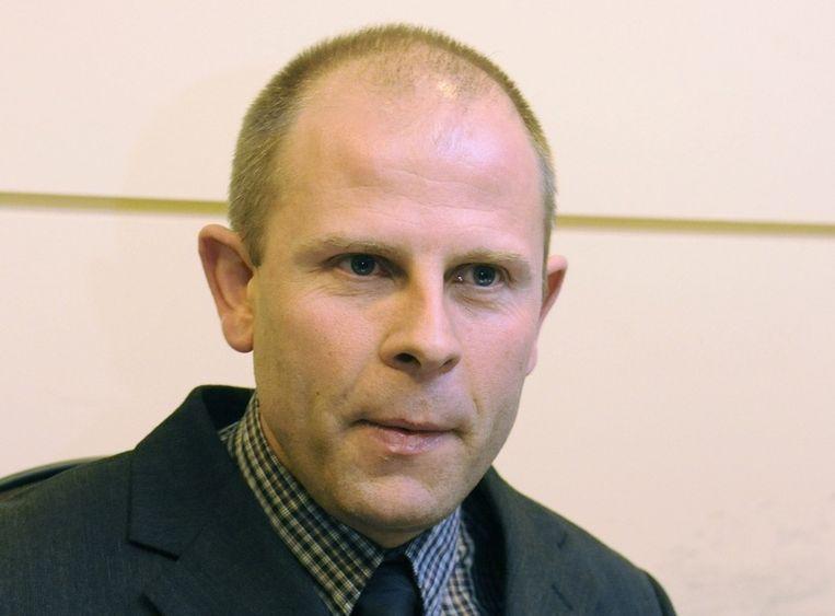 Substituut Peter Van Calster. Beeld photo news