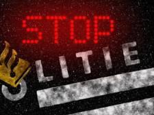 Lichte straf voor S. uit Vriezenveen die onder invloed op politieauto botste in Hoge Hexel