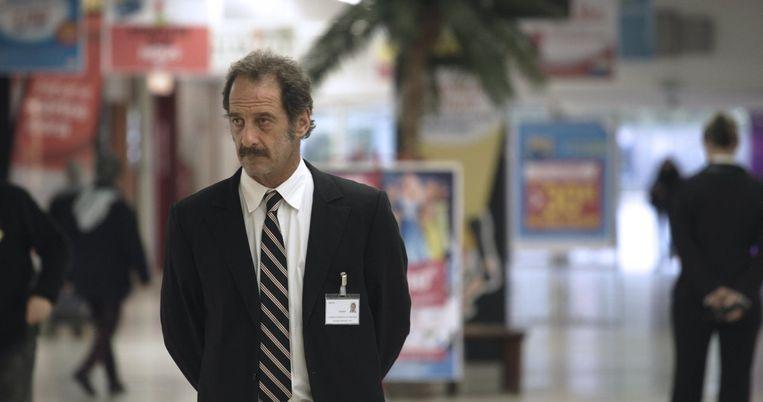 Vincent Lindon in La loi du marché. Beeld