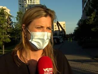 """Minister Verlinden: """"Duidelijk een groot bouwkundig probleem"""""""