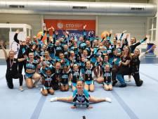Oog voor detail levert Zoetermeerse cheerleaders opnieuw de Nederlandse titel op