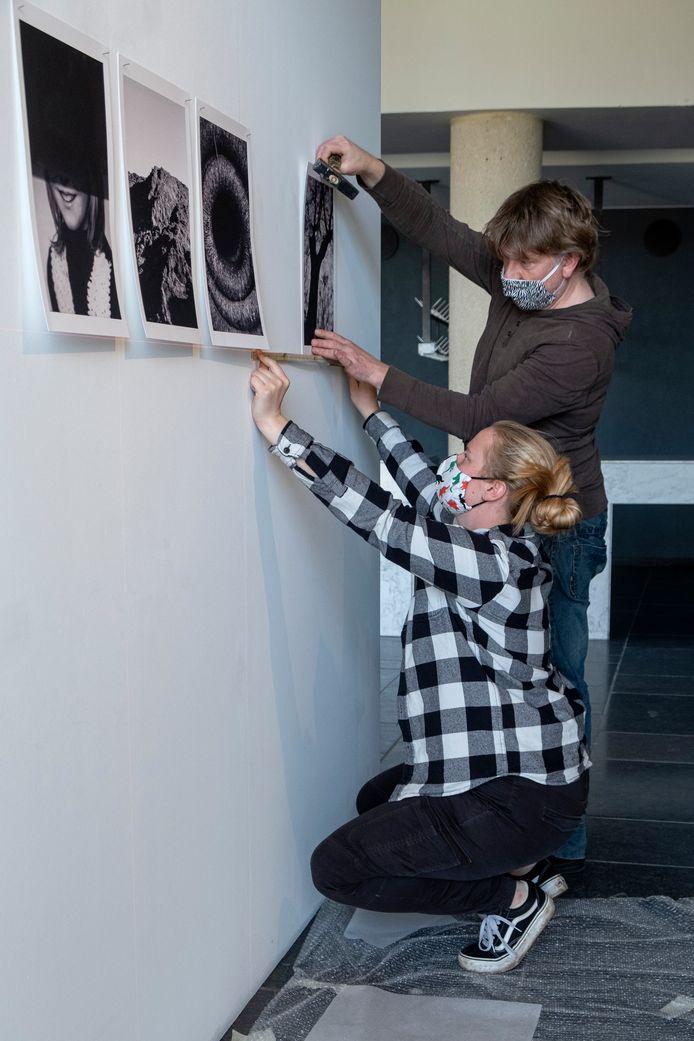 De expo is een samenwerking tussen alle campussen van de Luca School of Arts en het Cultuurcentrum Hasselt.