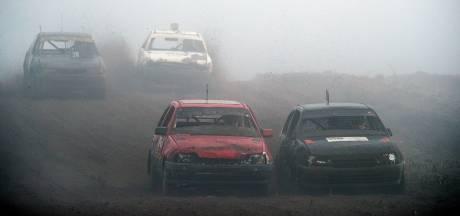 Autocross Didam een week verplaatst vanwege te modderig rennerskwartier