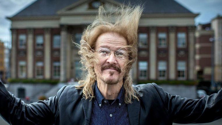 Ted Neely treedt als Jesus Christ Superstar op in de HMH en de RAI. Beeld Corné Sparidaens/Hollandse Hoogte