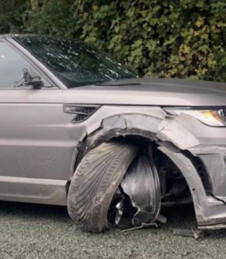 Sergio Agüero victime d'un accident de la route mais indemne