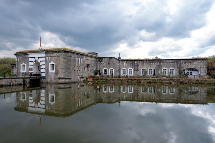 Fortrock vindt plaats op de binnenkoer van het Fort van Liezele.