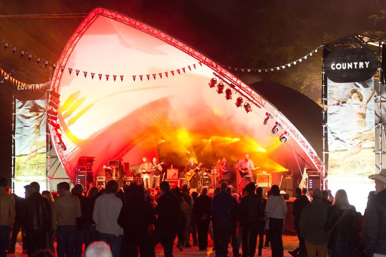 Het festival lokte 2.500 bezoekers naar Sint-Truiden.