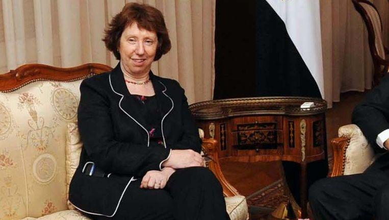 Catherine Ashton. Beeld AP