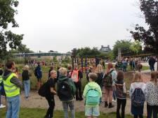 Op Het Sterrenpalet willen ze zo snel mogelijk weer sámen school zijn, maar de school is 'even' te groot
