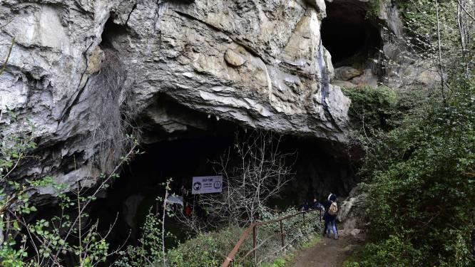 """Franse grotbewoners geven teken van leven tijdens experiment: """"Het is heel zwaar"""""""