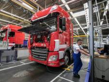 Spanning stijgt bij DAF door chiptekort, concurrenten leggen productie noodgedwongen stil