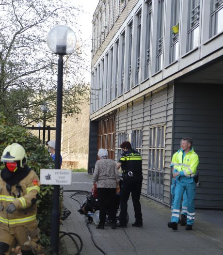 Bewoners geëvacueerd na brand in zorgcentrum Sint Anthonis, kamer onbewoonbaar