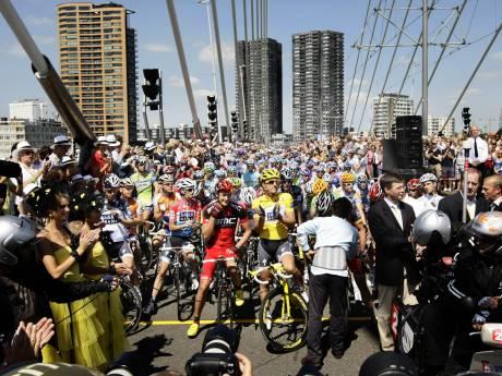 Over de Erasmusbrug, via Westlandse kassen en door Den Haag: Bekijk hier de Tour-plannen