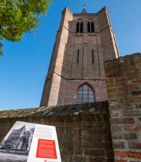 Is de Oude Toren oudste gebouw?