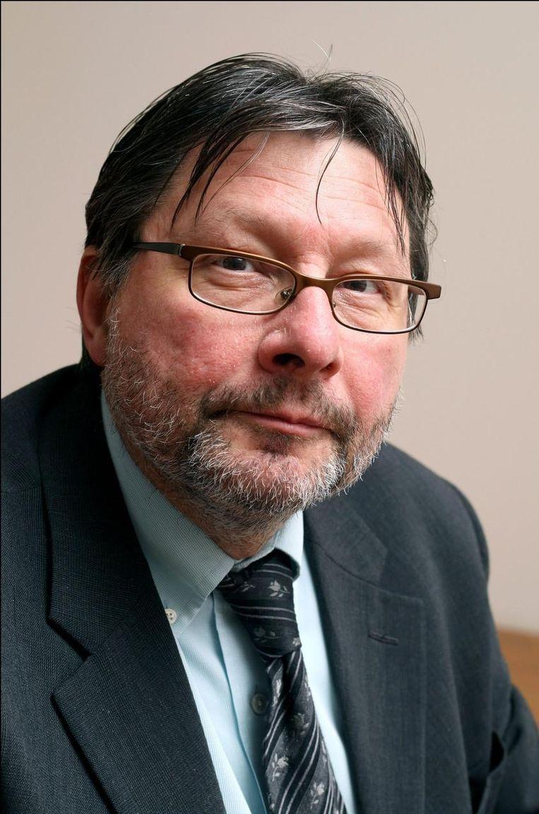 Willem Debeuckelaere van de Privacycommissie. Beeld rv