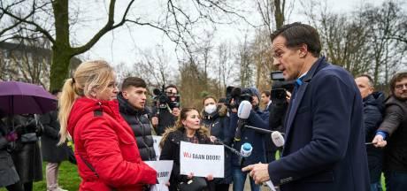 Rutte en andere kabinetsleden niet strafrechtelijk vervolgd vanwege toeslagenaffaire