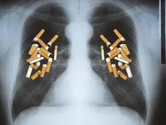 Het gruwelijke effect van 60 sigaretten op je longen