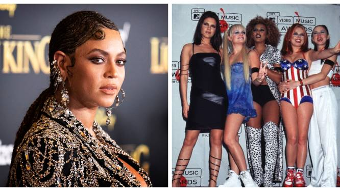 "Victoria Beckham: ""Spice Girls inspireerden Beyoncé"""
