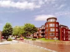 Veertig woningen op het Bolwerk in Klundert: 'En een zonnewijzer. Als symbool voor de tijd die verglijdt'
