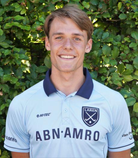 Hockeyclub Laren rouwt om overleden Sebastiaan Bos (19)