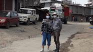 """Lierenaar Rudi Van Steen start voedselbedelingen in India: """"Coronacrisis dreigt arme gezinnen hier zonder eten te zetten"""""""