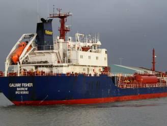 Aanvaring tussen loods en tanker voor kust Oostende