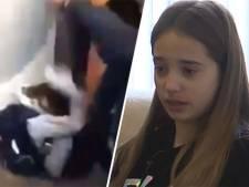Lindsai sauvagement battue devant son école de Merksem: deux élèves suspendues
