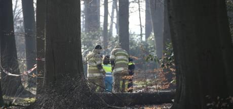 Lichaam aangetroffen in bos bij Stoutenburg