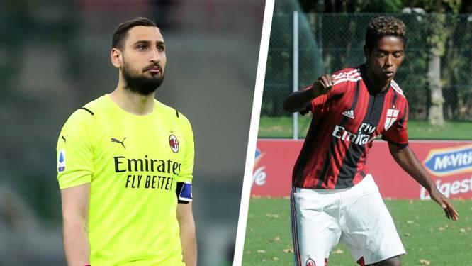 """Italiaanse voetbalwereld in shock na zelfmoord voormalig jeugdspeler AC Milan, Donnarumma rouwt: """"Hij was een vriend"""""""