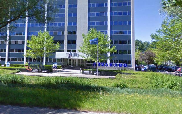 Het hoofdkantoor van Abvakabo FNV in Zoetermeer.
