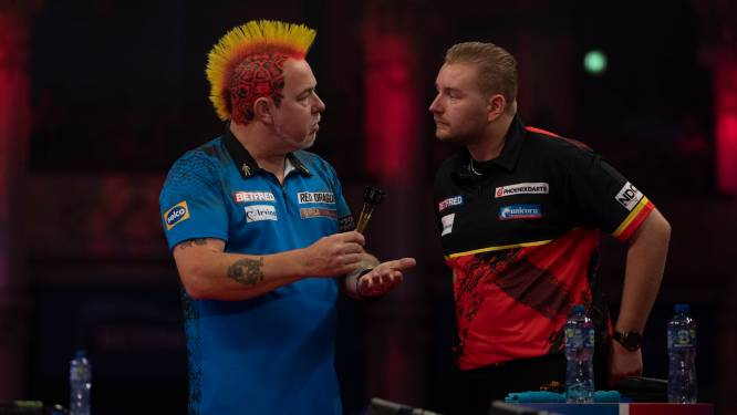 Wright verslaat titelverdediger Van den Bergh in finale World Matchplay