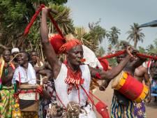 Rein ging in Togo op zoek naar het ware gezicht van voodoo