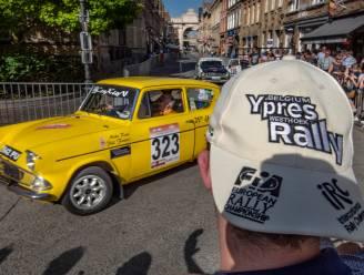 """Ypres Historic Rally vindt plaats op 27 juni: """"Een bijkomend evenement om de lokale horeca te ondersteunen"""""""